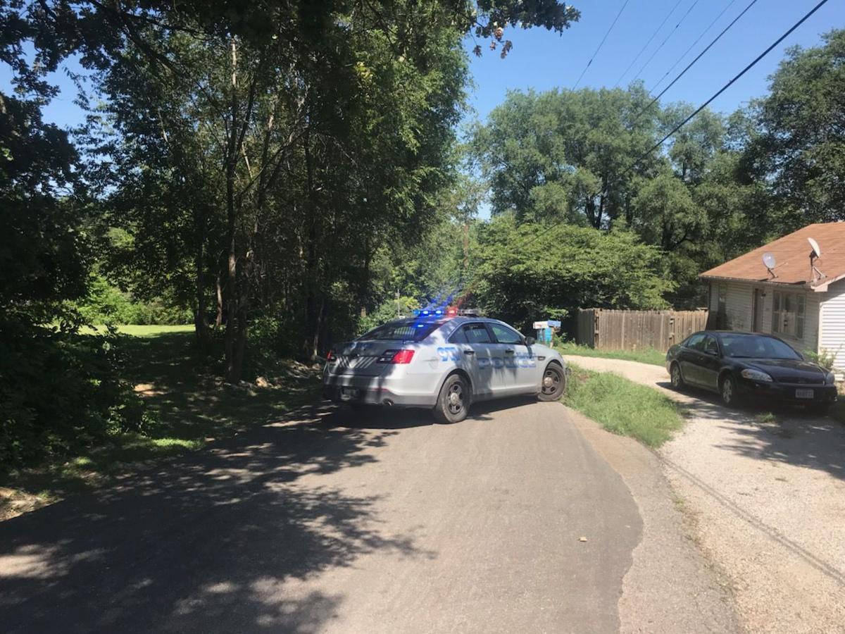 Standoff ensures after shots-fired incident
