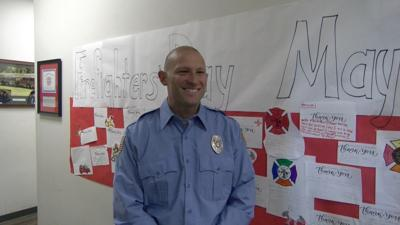 Local firefighters get a dose of appreciation for Firefighters Day