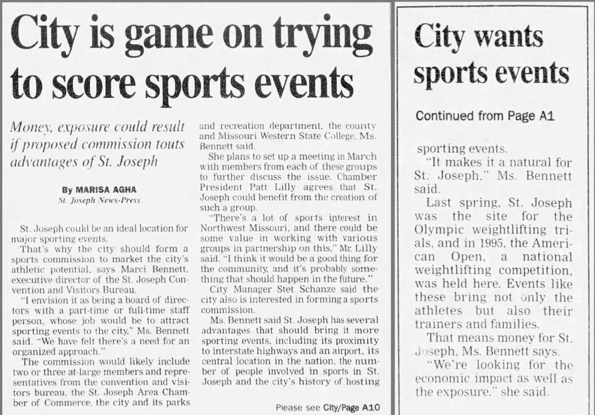 City is game on trying to score sports events