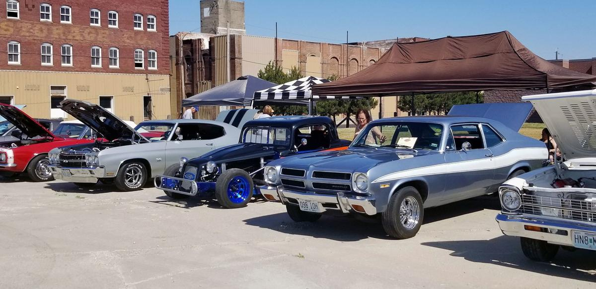Local Car Club And Organization Host Benefit Car Show For Homeless - Local classic car shows