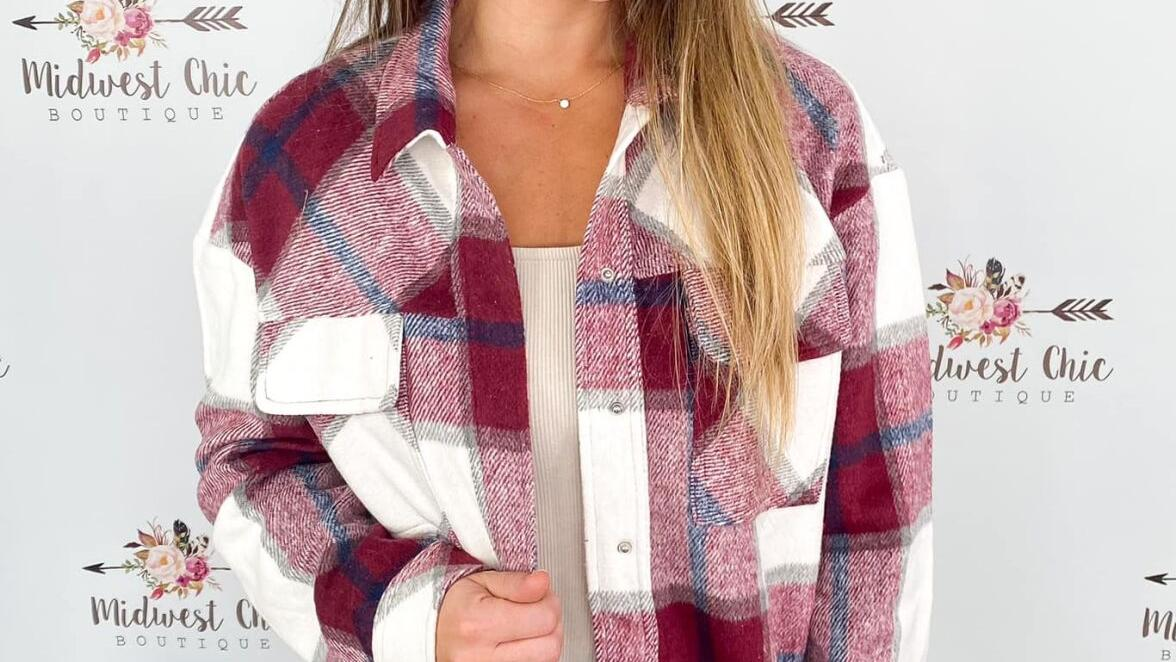 Faux fur, flannel and fall