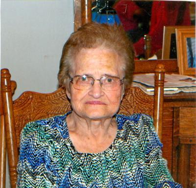 Faye Adams turns 95