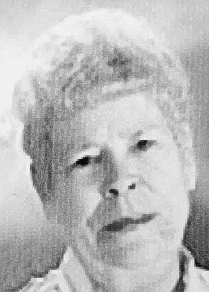 Spencer, Mary F. 1937-2019