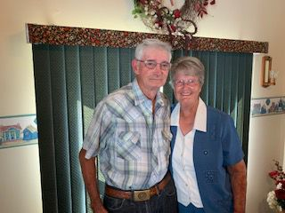 Fred and Mary Clary Anniversary