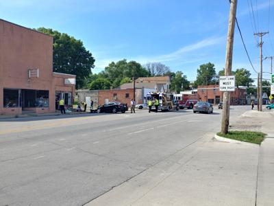 Car Crash St. Joe Ave