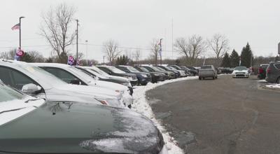 Rising Vehicle Prices