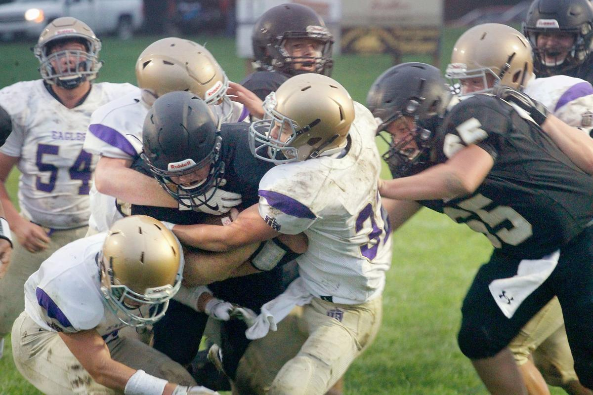 High School Football | Bishop LeBlond at Benton, 7 p.m. today at Sparks Field