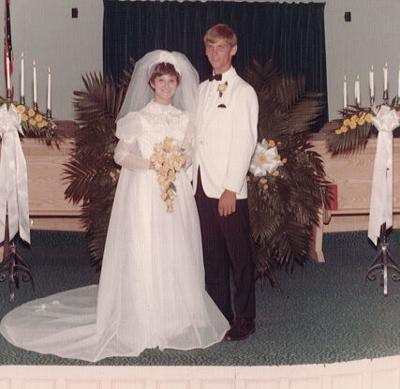 Tim and Lynna Sarver 50th Anniversary