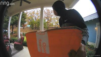 Porch Pirates Prowl For Abandoned Packages