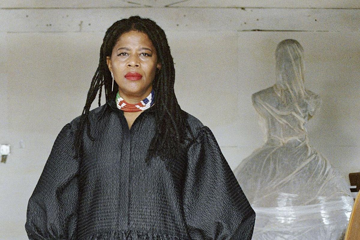 Black Sculptor Simone Leigh