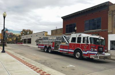 Fire department dispatched to fewer calls in 2016 | Local