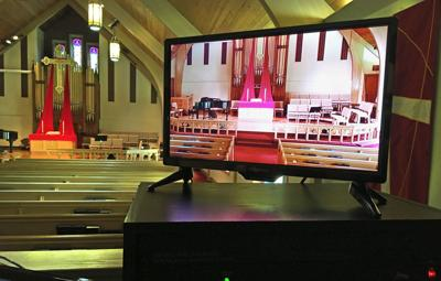 Virtual church: More churches turning toward social media ...