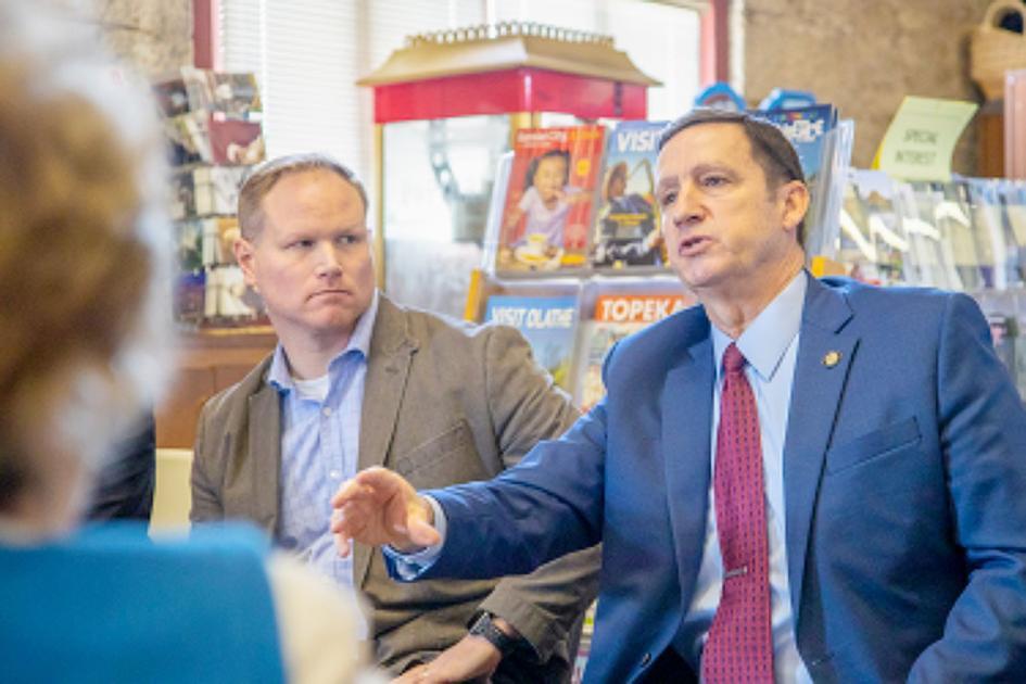 6828d82619c Legislators talk health care in Atchison | Local News | newspressnow.com