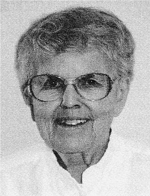 Black, Sr. Mary L.  1926-2019
