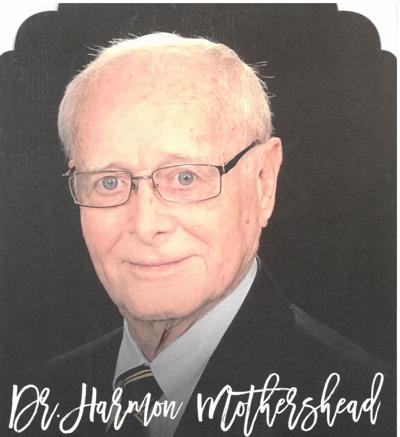 Dr. Harmon Mothershead is turning 90!