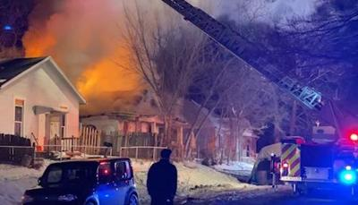House fires during February