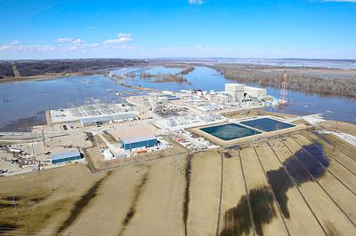 Cooper Nuclear Station in Nebraska