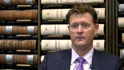 Adam Warren Prosecutor