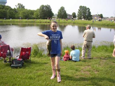 NMSA youth fishing
