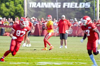 NFL Champions return to St. Joseph for training camp (copy)