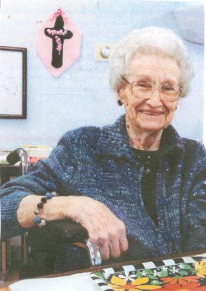 Bessie Duley turns 100