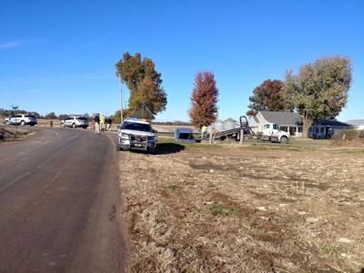County Line Road crash