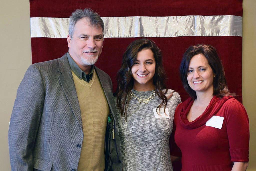181230_life_2019 Reception Jenna Cripe and parents
