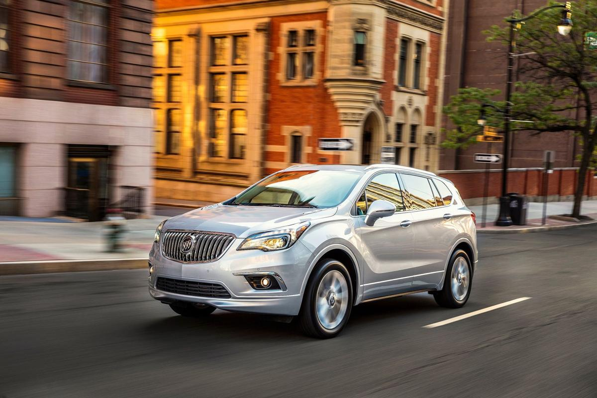 2019 Buick Envision Cuts Prices Adds Power Autos Newspressnow Com