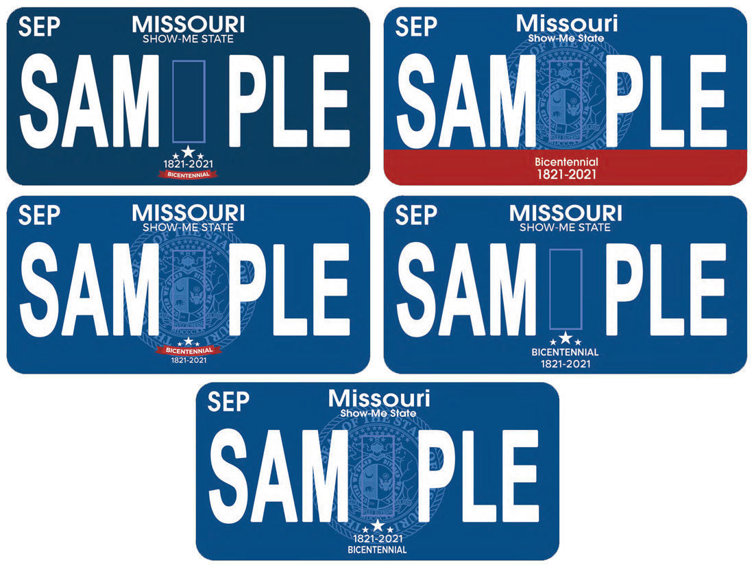 State unveils new license plate | Local News | newspressnow.com