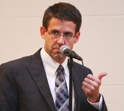 No. 10: Bruce Woody takes over as city manager