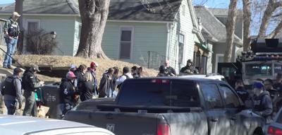 Drug Strike Force serves two warrants, 13 arrests