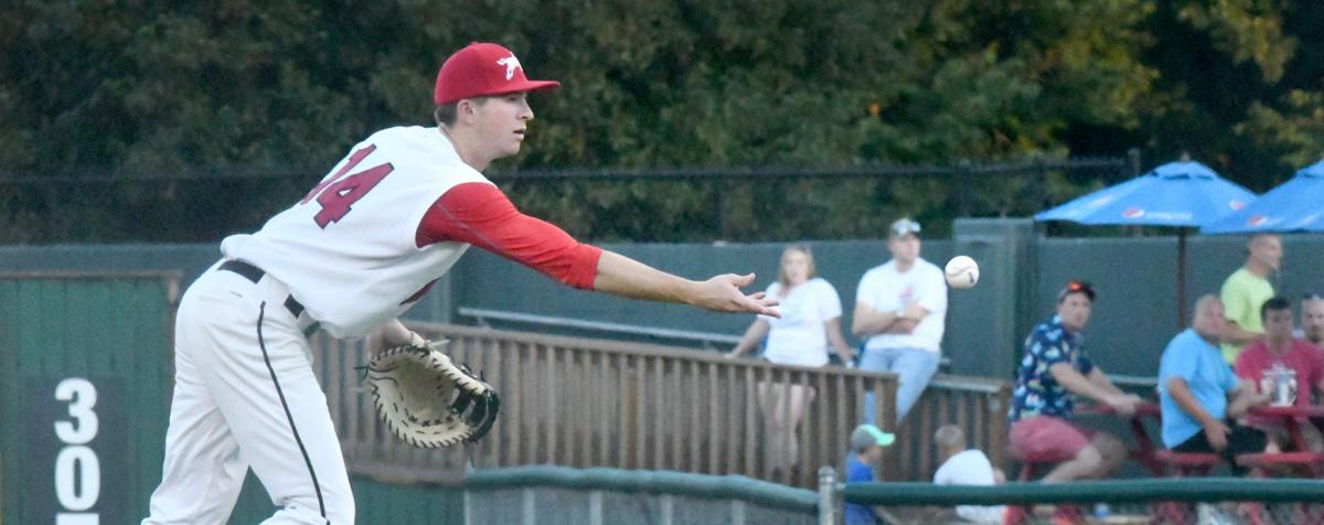 Mustangs' baseball