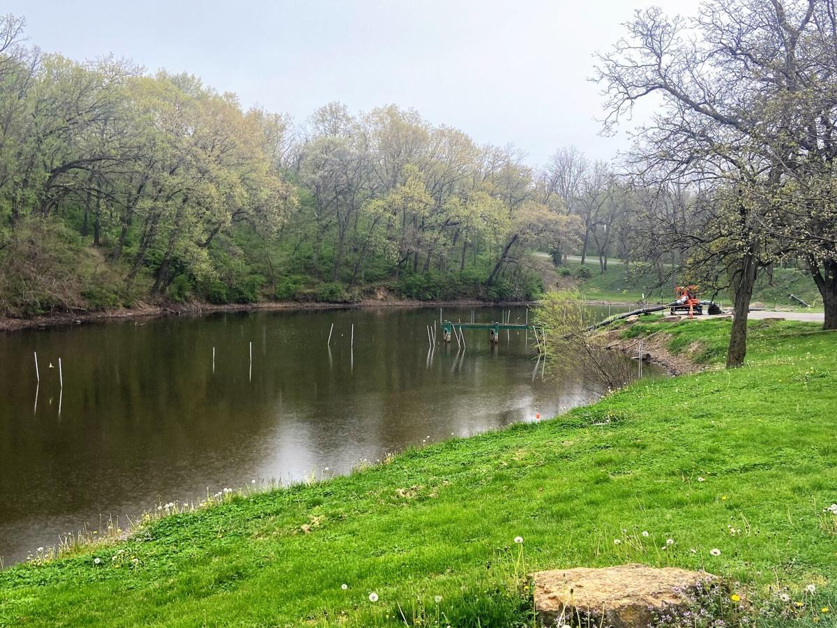 Corby Pond