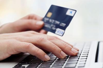 Online shopping placeholder