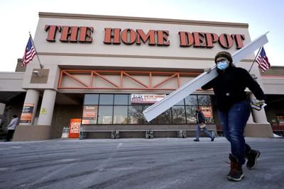 Home Depot Results