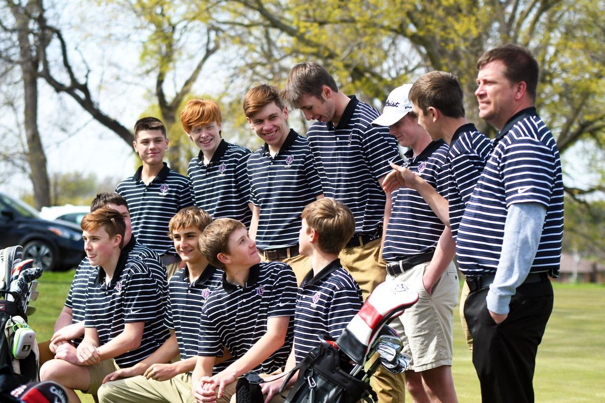 Bishop LeBlond golf