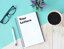 Placeholder Your Letters