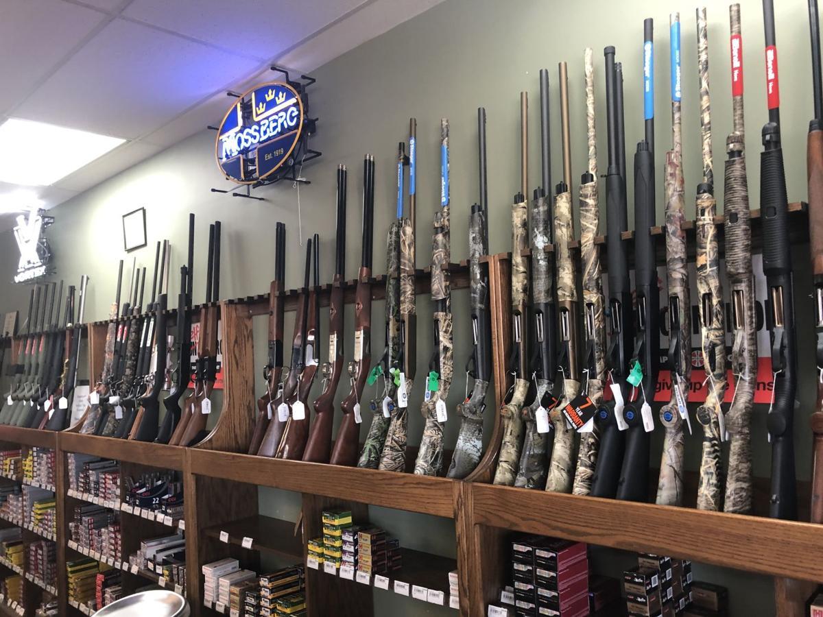 Gun Rack photo