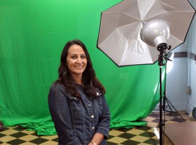 Laura Benitz, photographer and teacher