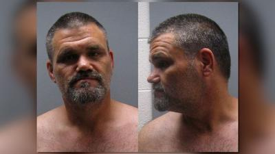 St. Joseph man hits police vehicle in chase