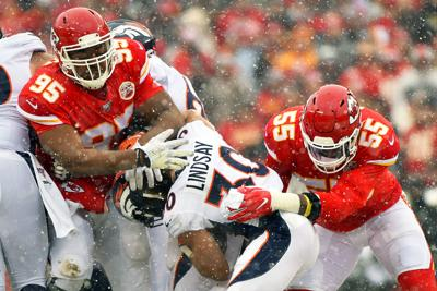 Led by Mathieu, Chiefs' defense becoming among NFL's best (copy)