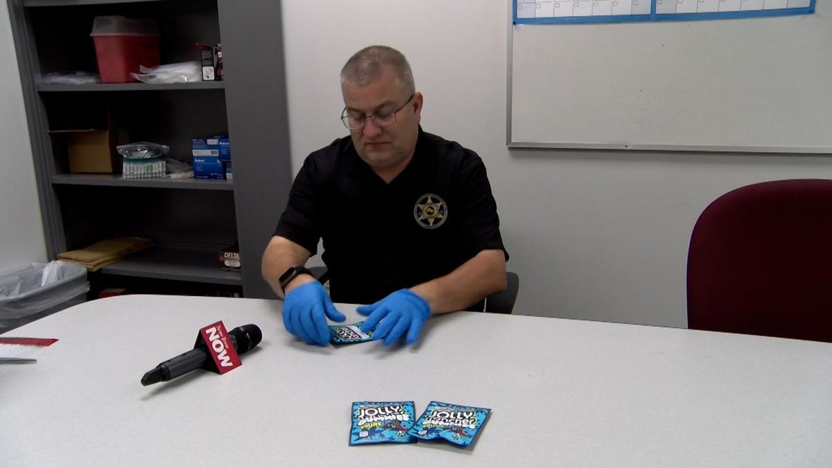 Local law enforcement warns of deceptive marijuana candy packaging