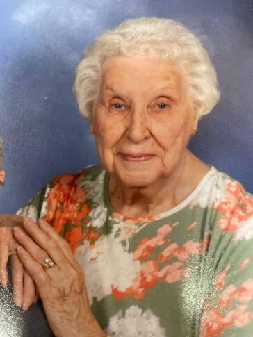 Betty Tymson turns 90