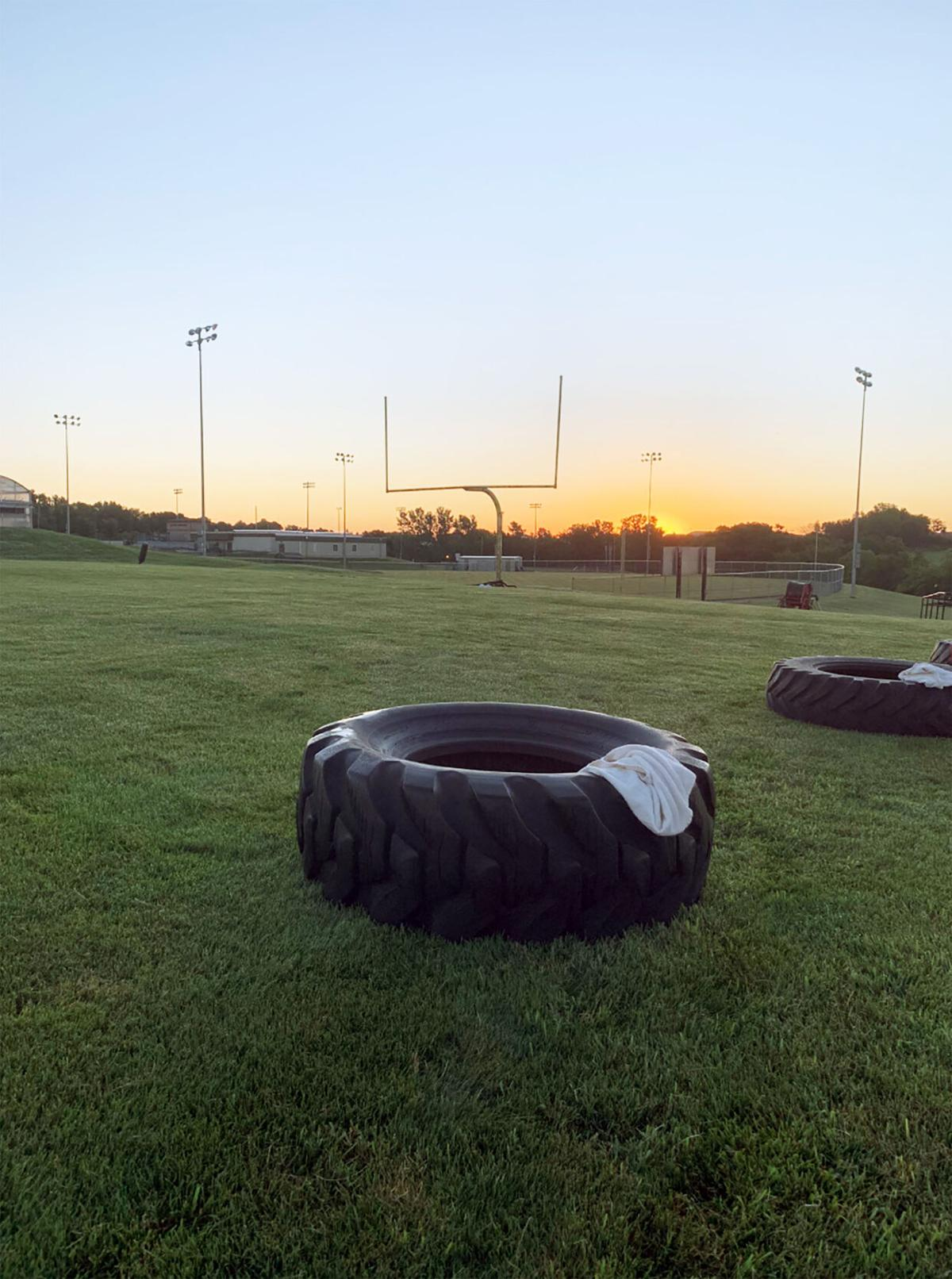 Maryville football summer workouts