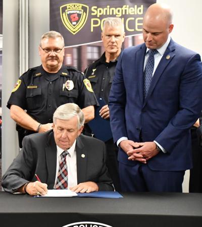 Parson signed Luetkemeyer legislation