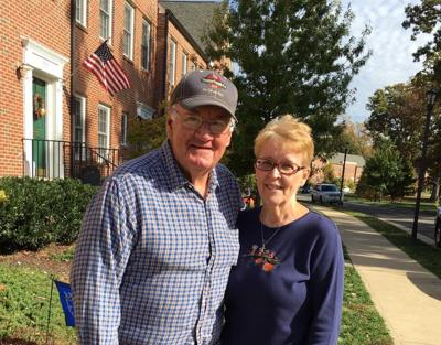 Larry and Judith McCoy