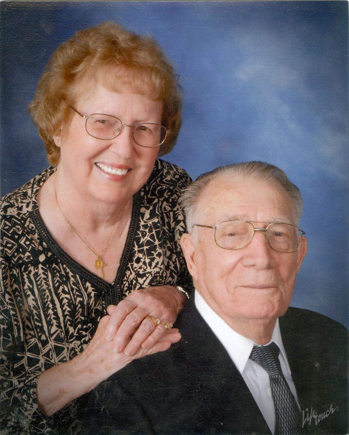 "William ""Rex"" and Joann King"