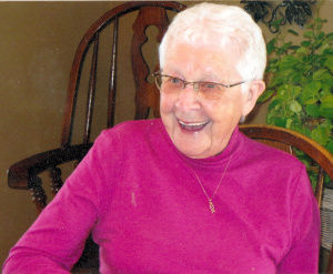 Maxine McFadden turns 100