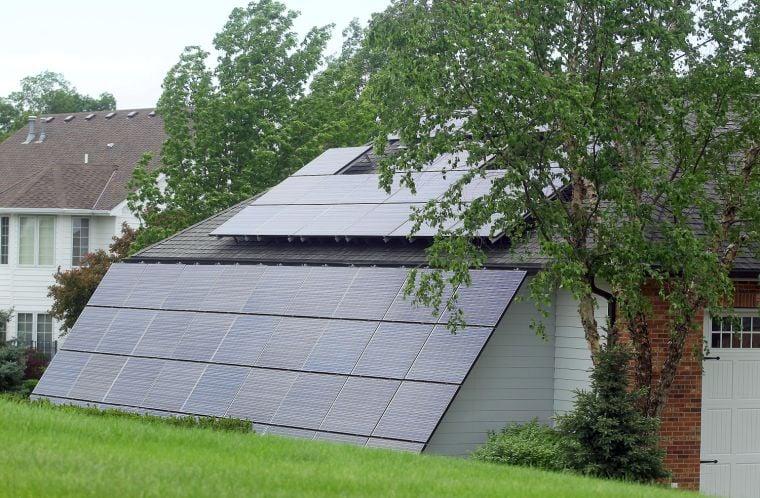 Beautiful House Designs Solar Panel Html on