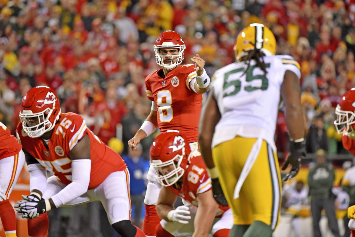 Packers Chiefs Football
